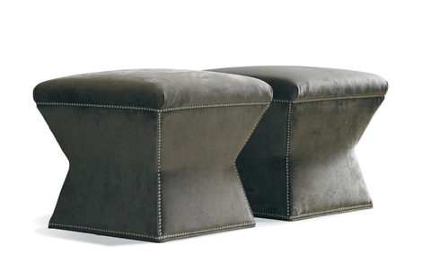 Sherrill Furniture Company - Ottoman - 5993