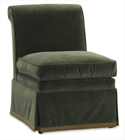 Sherrill Furniture Company - Armless Chair - DC70