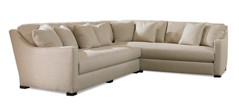 Sherrill Furniture Company - Sectional - 2071/2076