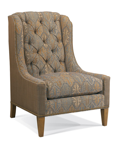 Sherrill Furniture Company - Wing Chair - 1348