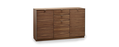 Skovby - Sideboard with Two Doors - SM 932