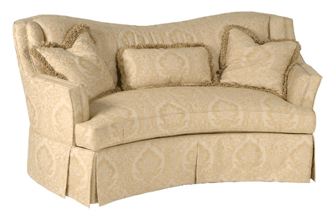 Stanford - Christopher Curved Sofa - 1301-76