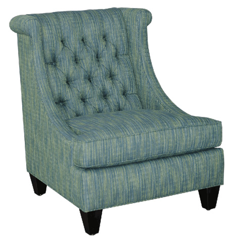 Stanford - Blane Button Tufted Chair - 1699-34BT
