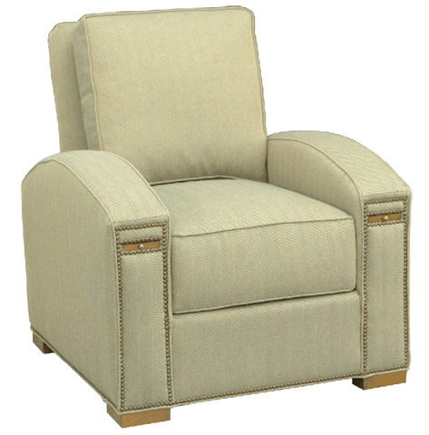 Stanford - Broderick Chair - 2651-34