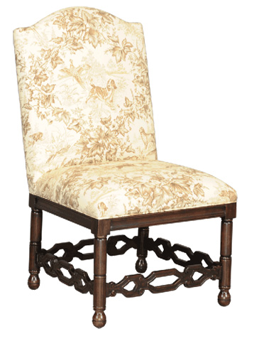 Stanford - Withers Armless Chair - D593