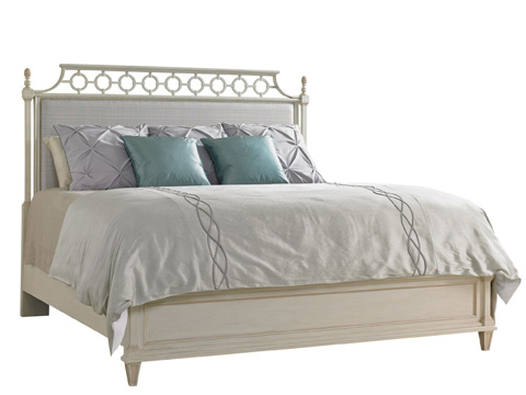 Stanley Furniture - Botany Queen Bed - Orchid - 340-23-40