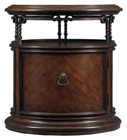 Stanley Furniture - Volute Capstan Table - 971-15-13