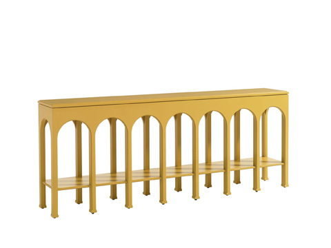 Stanley Furniture - Brooks Console Table - 436-75-05