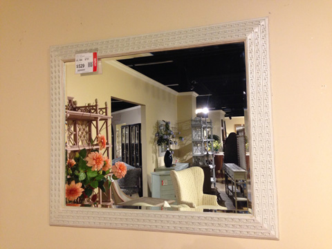 Stanley - Outlet - Cabot Mirror in Orchid - 340-23-30