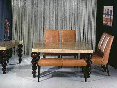 Stone International - Square Dining Table - 9396/SQ