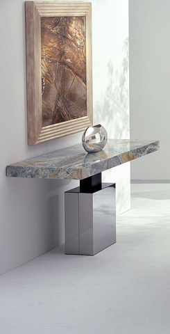 Stone International - Console Table - 3064