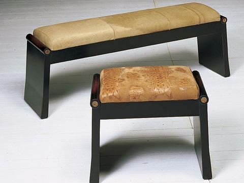 Stone International - One Seat Bench - 7193