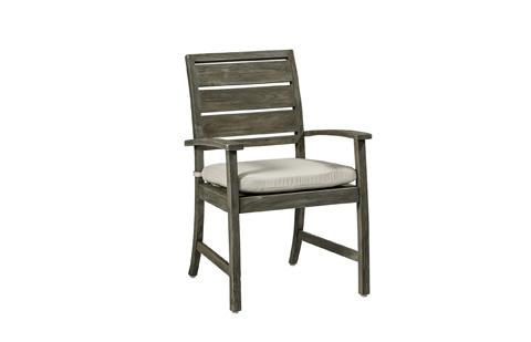 Summer Classics - Charleston Teak Arm Chair - 254015