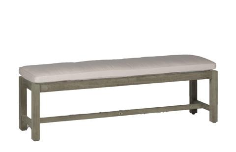Summer Classics - Club Teak Backless Bench - 285415