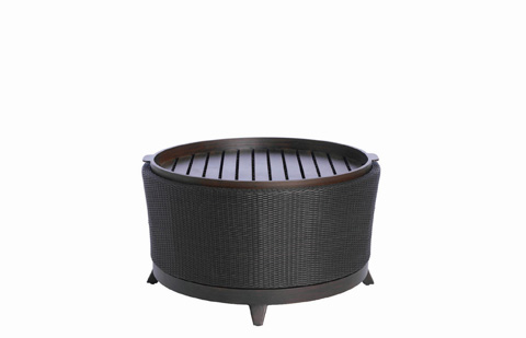 Summer Classics - Halo Round Coffee Table - 31822