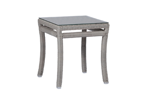 Summer Classics - Club Woven End Table - 3586