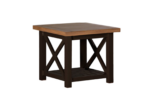 Summer Classics - Cahaba End Table - 3821