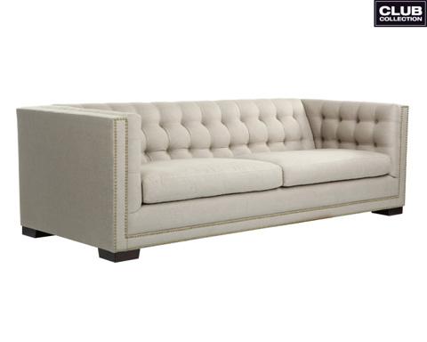 Sunpan Modern Home - Voltaire Sofa - 100125