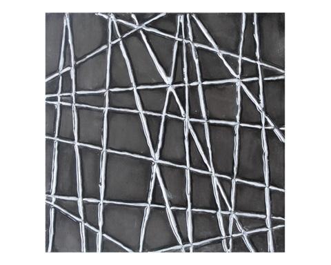 Sunpan Modern Home - Black Web Art - A0084