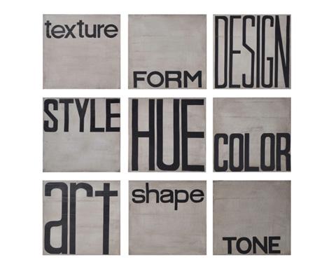 Sunpan Modern Home - Elements of Design Art - A0130