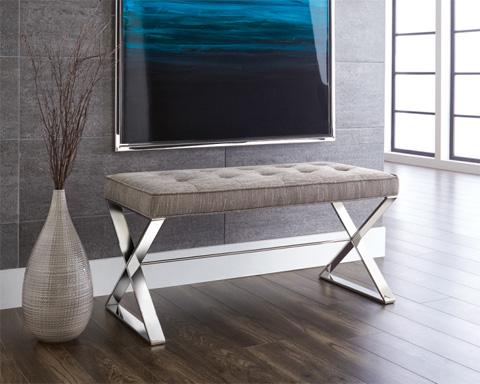 Sunpan Modern Home - Lennox Bench - 101105