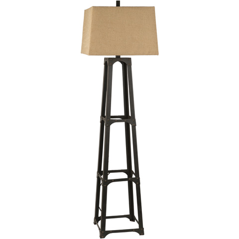 Surya - Etagere Table Lamp - LMP-1002
