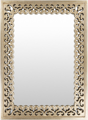 Surya - Wall Mirror - BKL-5400