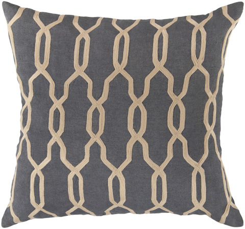 Surya - Gates Throw Pillow - COM001-1818D