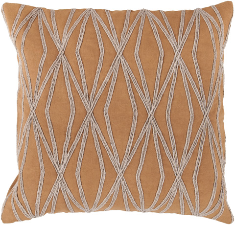 Surya - Dominican Throw Pillow - COM024-1818D