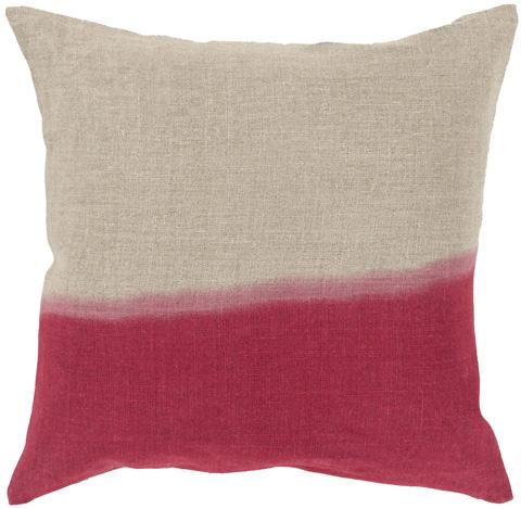 Surya - Dip Dyed Throw Pillow - DD013-1818D