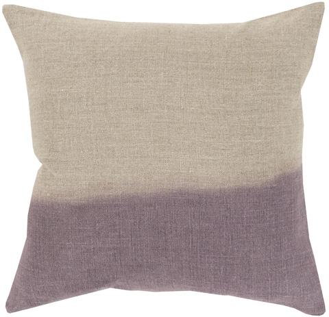 Surya - Dip Dyed Throw Pillow - DD016-1818D
