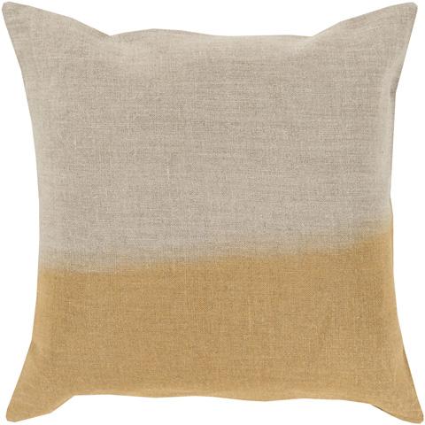 Surya - Dip Dyed Throw Pillow - DD017-1818D