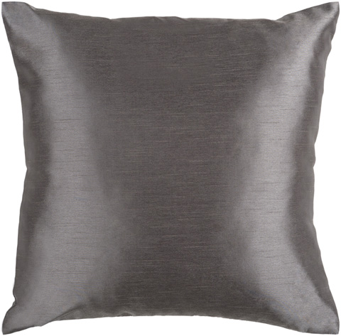 Surya - Solid Luxe Throw Pillow - HH034-1818D