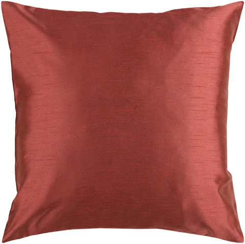 Surya - Solid Luxe Throw Pillow - HH045-1818P
