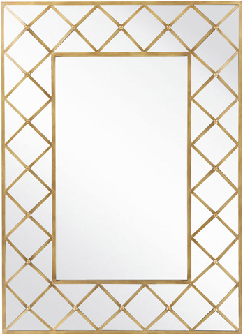 Surya - Wall Mirror - MRR1012-4055