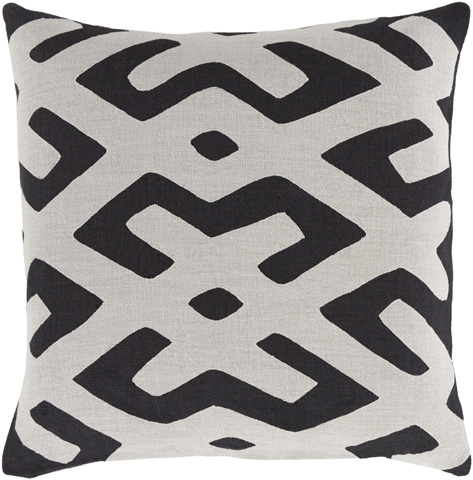 Surya - Nairobi Throw Pillow - NRB002-1818D