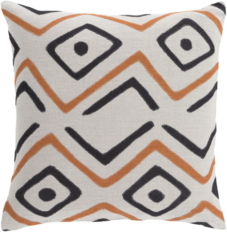 Surya - Nairobi Throw Pillow - NRB009-2020D