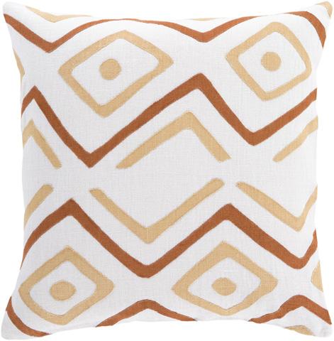 Surya - Nairobi Throw Pillow - NRB010-1319D