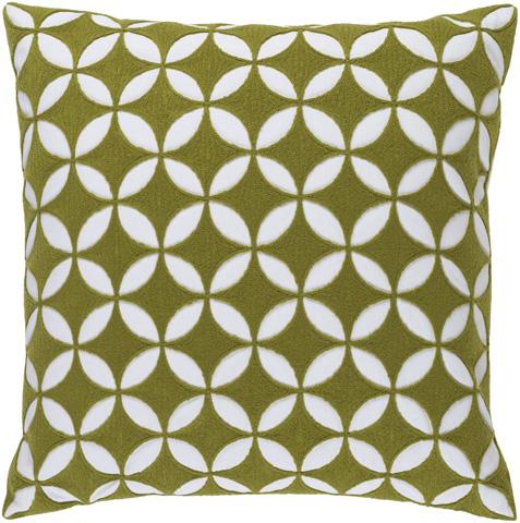 Surya - Perimeter Throw Pillow - PER005-2020P
