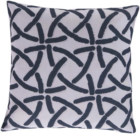 Surya - Rain Throw Pillow - RG001-1818