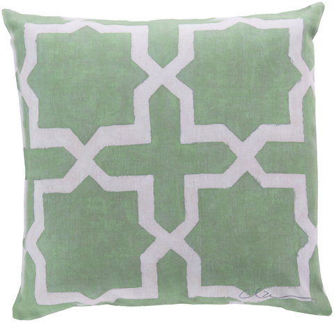 Surya - Rain Throw Pillow - RG011-1818