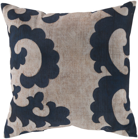 Surya - Rain Throw Pillow - RG018-1818