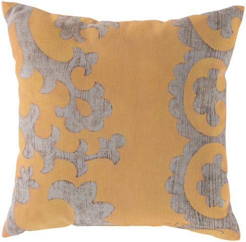 Surya - Rain Throw Pillow - RG024-2020