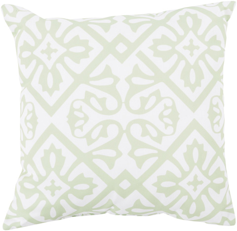Surya - Rain Throw Pillow - RG065-1818