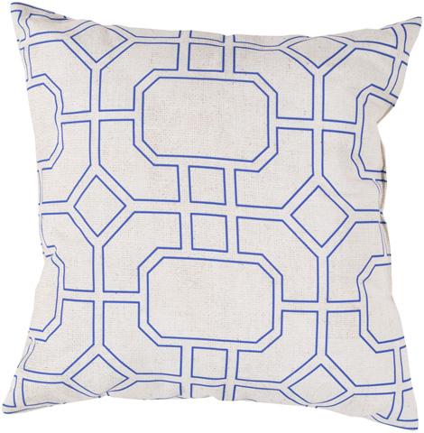 Surya - Rain Throw Pillow - RG154-1818