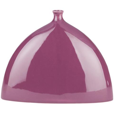 Surya - Tara Vase in Burgundy - TAV832-M