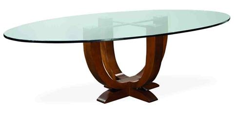 Swaim Originals - Dining Table - 764-9-G-108-FMW