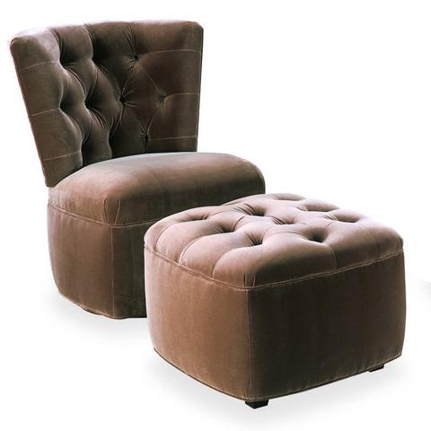 Swaim Kaleidoscope - Fuzz Accent Swivel Chair - K5255-1 ALSWC27