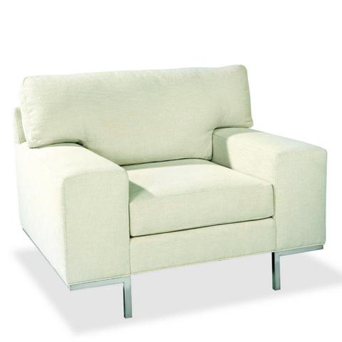 Swaim Kaleidoscope - Whim Club Chair - K5411-FM C43