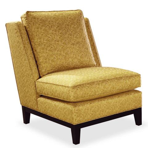 Swaim Kaleidoscope - Shift Slipper Chair - KF51208 ALC29